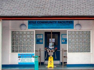 Kyle Public Toilets and Laundrette